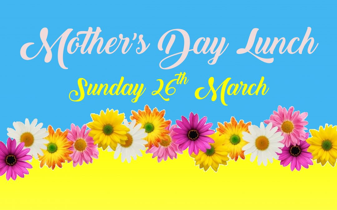 Mothering Sunday 2017