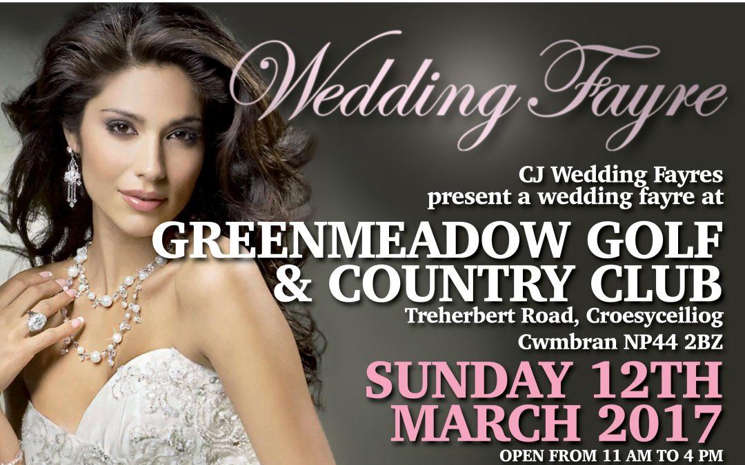 Wedding Fayre at GreenMeadow Golf Club