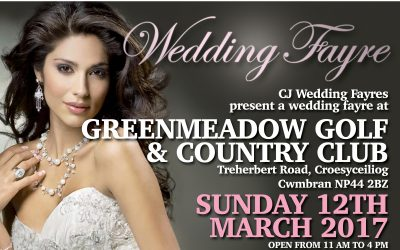 Wedding Fayre at GreenMeadow Golf Club